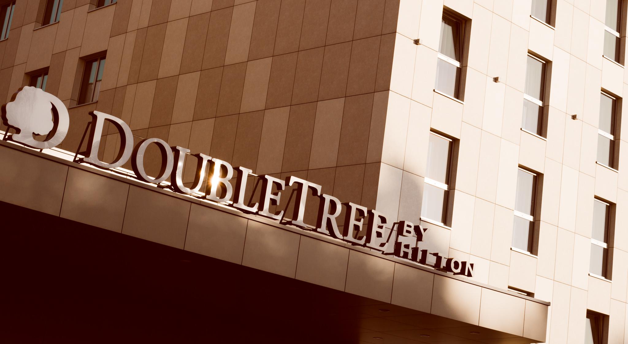 DoubleTree Exterior 1
